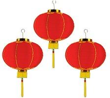 Chinese New Year Lighting
