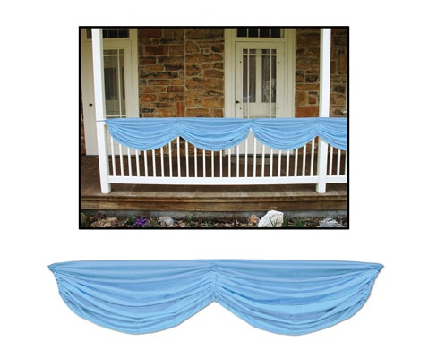 Drape Party Bunting Party Supplies
