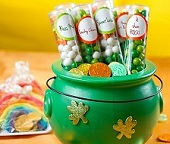 St Patrick's Day Bags & St Patrick's Day Boxes