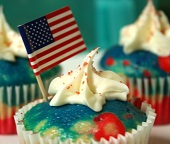 American Independence Day Baking Ingredients & 4th July Baking Ingredients