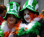 St Patrick's Day Fancy Dress Costumes