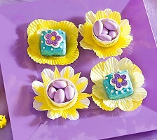 Easter Baking Ingredients