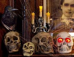Scary Novelties, Favors & Props