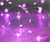 Pink Ribbon Lighting