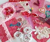 Pink Ribbon Party Favors