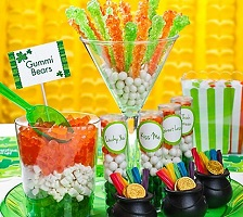St Patrick's Day Baking Accessories