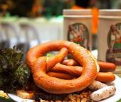 Oktoberfest Table Decorations