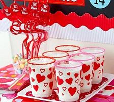 Valentine's Day Drinkware