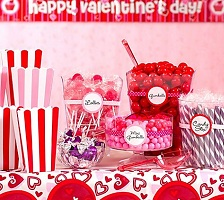 Valentine's Day Lollies, Valentine's Day Candy & Valentine's Day Confectionery