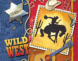 Western Party Supplies & Wild West Decorations