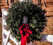 Christmas Wreaths & Christmas Door Decorations