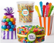 Candy Buffets & Lolly Bars Party Supplies
