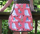 Aprons - Fancy Dress Costume Accessories & Novelty Party Wearables Costumes