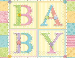 Baby Shower Supplies & Baby Shower Decorations