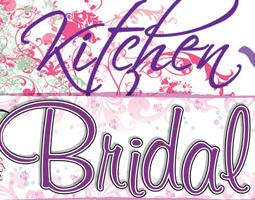 Kitchen Tea Party Supplies & Bridal Shower Decorations