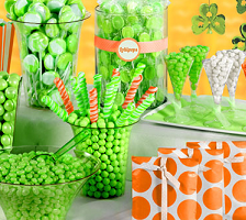 St Patrick's Day Lollies, St Patrick's Day Candy & St Patrick's Day Confectionery
