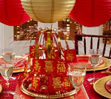 Chinese New Year Catering Supplies
