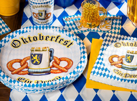 Oktoberfest Catering Supplies