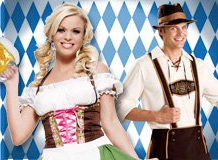 Oktoberfest Fancy Dress Costumes