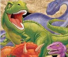 Dinosaur Party Supplies, Dinosaurs Decorations & Stone Age Party Supplies