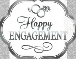 Engagement Party Supplies & Engagement Decorations