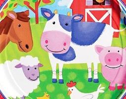 Farmyard Party Supplies, Animal Nursery Party & Farmyard Decorations