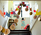 Party Garland Decorations Party Supplies