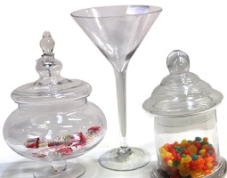Party Bowls & Candy Jars Party Supplies