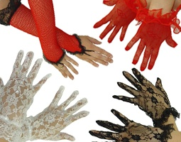 Gloves - Fancy Dress Costume Accessories Costumes