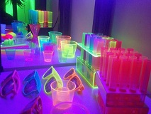 Glow In The Dark Party Supplies, UV Party Supplies & Glow Decorations
