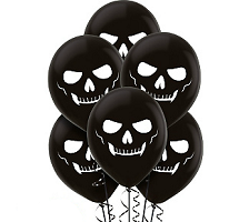 Halloween Balloons
