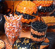 Halloween Candy Buffets
