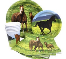 Melbourne Cup Tableware