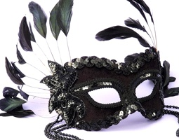 Masquerade Masks - Fancy Dress Costume Accessories Costumes