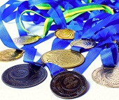 Party Medals & Party Awards