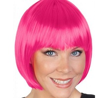 Pink Ribbon Costume Accessories