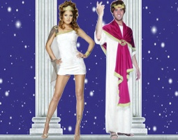 Ancient Greek Party Supplies, Acient Roman Party Supplies & Toga Party Costumes