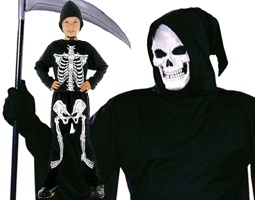 Skeletons & Grim Reapers