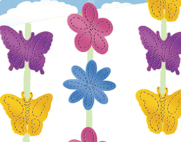 Spring Party Supplies & Spring Decorations