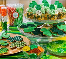 St Patrick's Day Catering Supplies