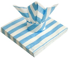 Striped Party Supplies & Striped Decorations