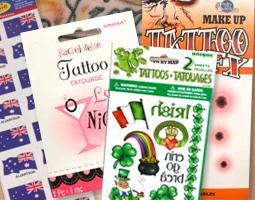 Tattoos (new)