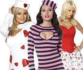 Women's Sexy Costumes