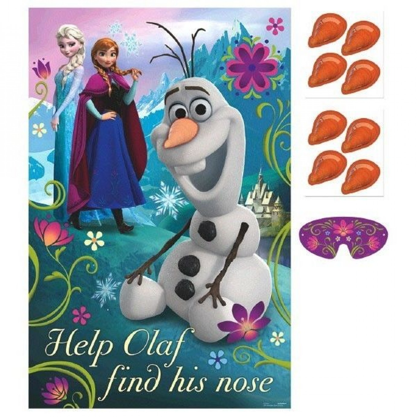 Party Game - Disney, Frozen