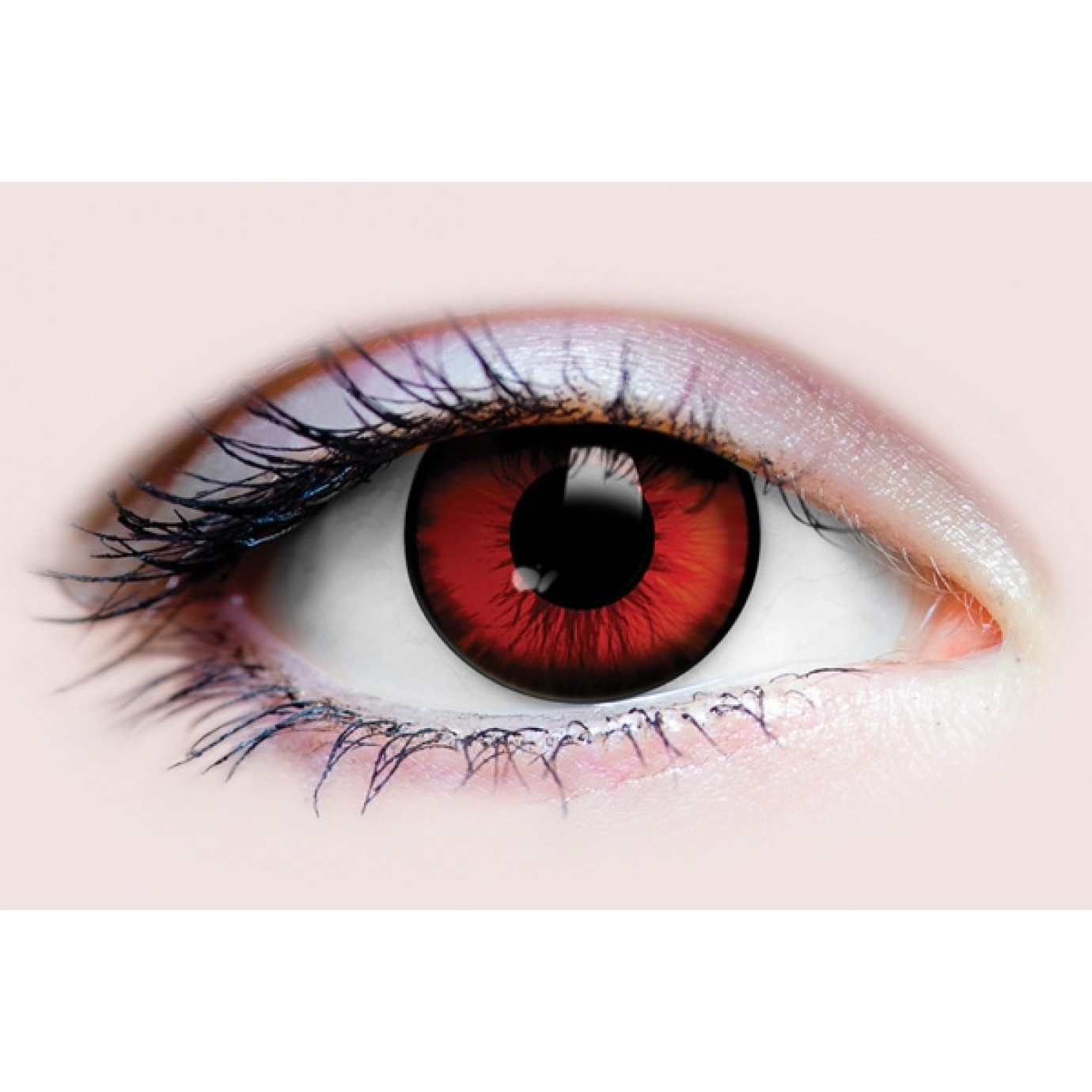 Contact Lenses Primal Dracula 1 Fancy Dress Costumes