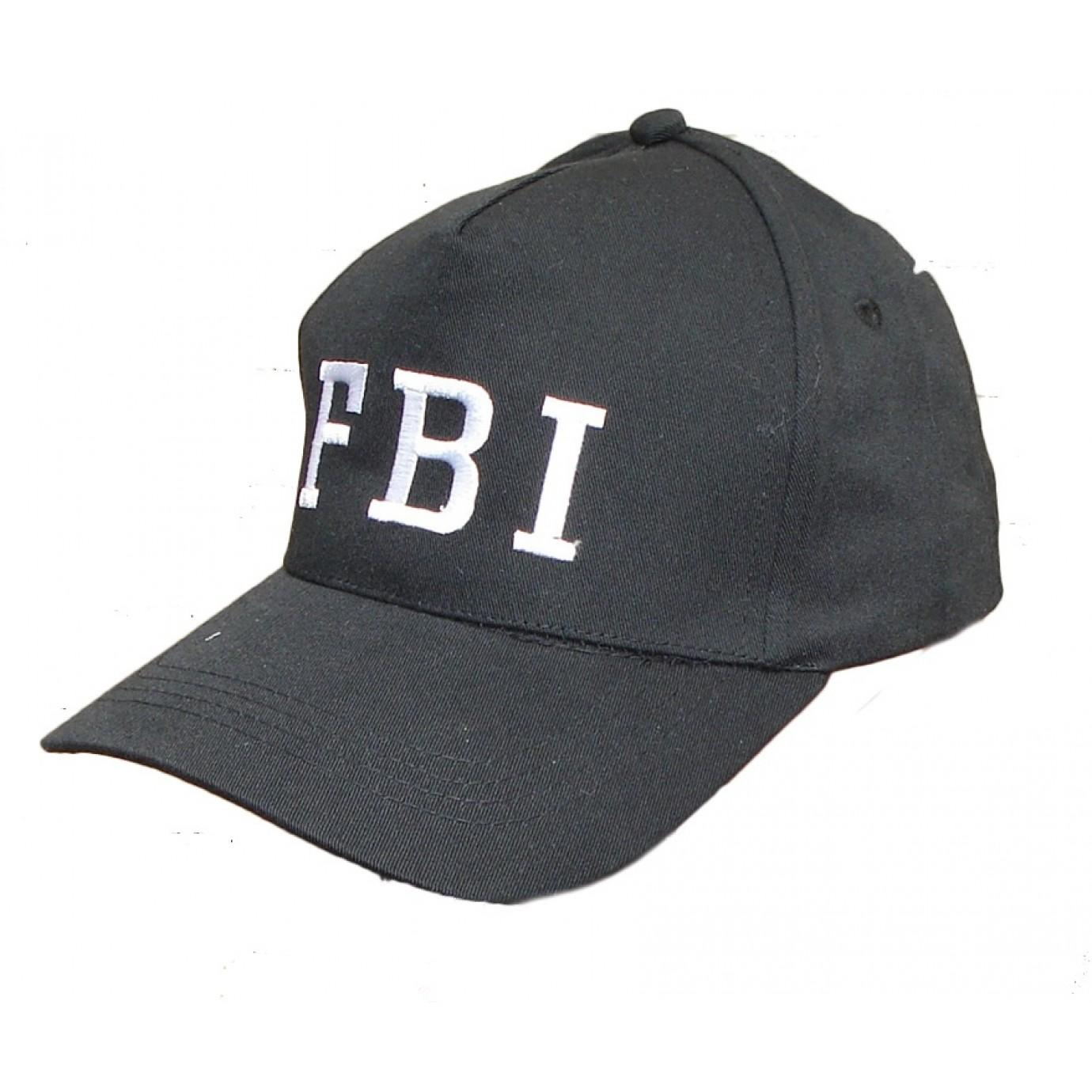 Baseball Cap - F.B.I  c627a767745