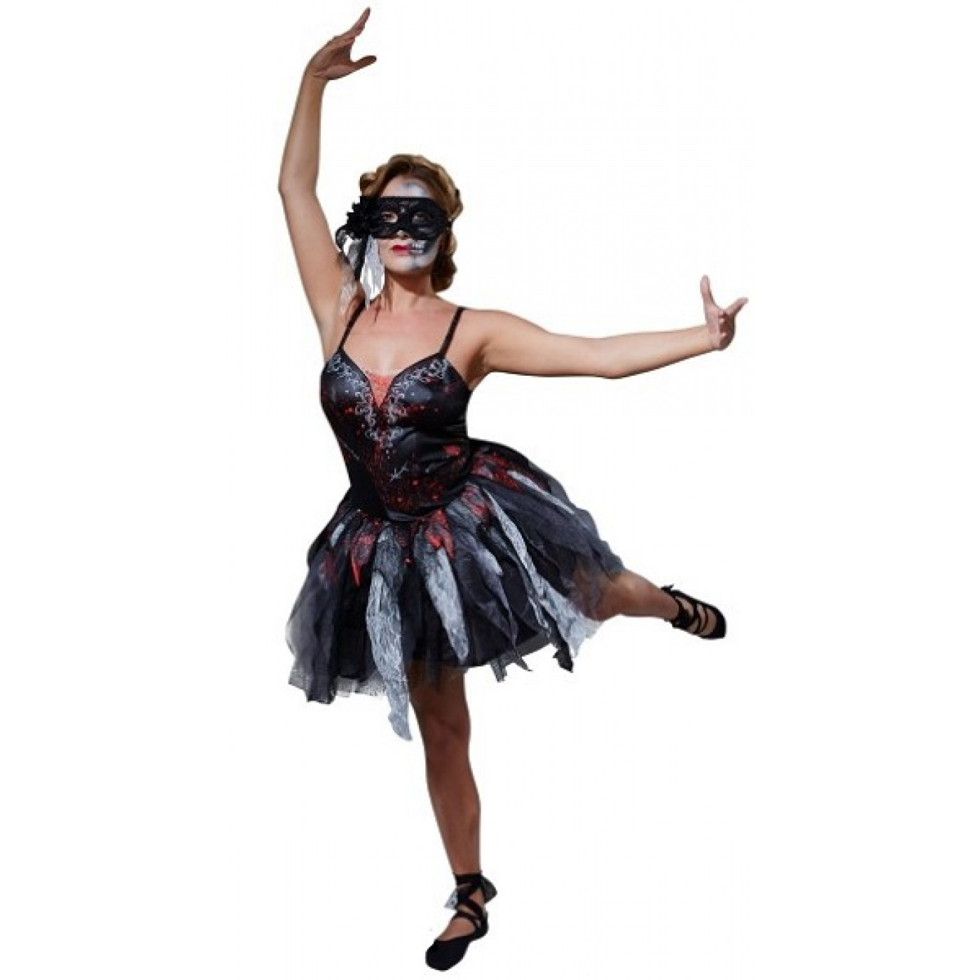 Adult Costume - Dead Ballerina  sc 1 st  The Party People & Adult Costume - Dead Ballerina | Womenu0027s General | Female | Shop by ...