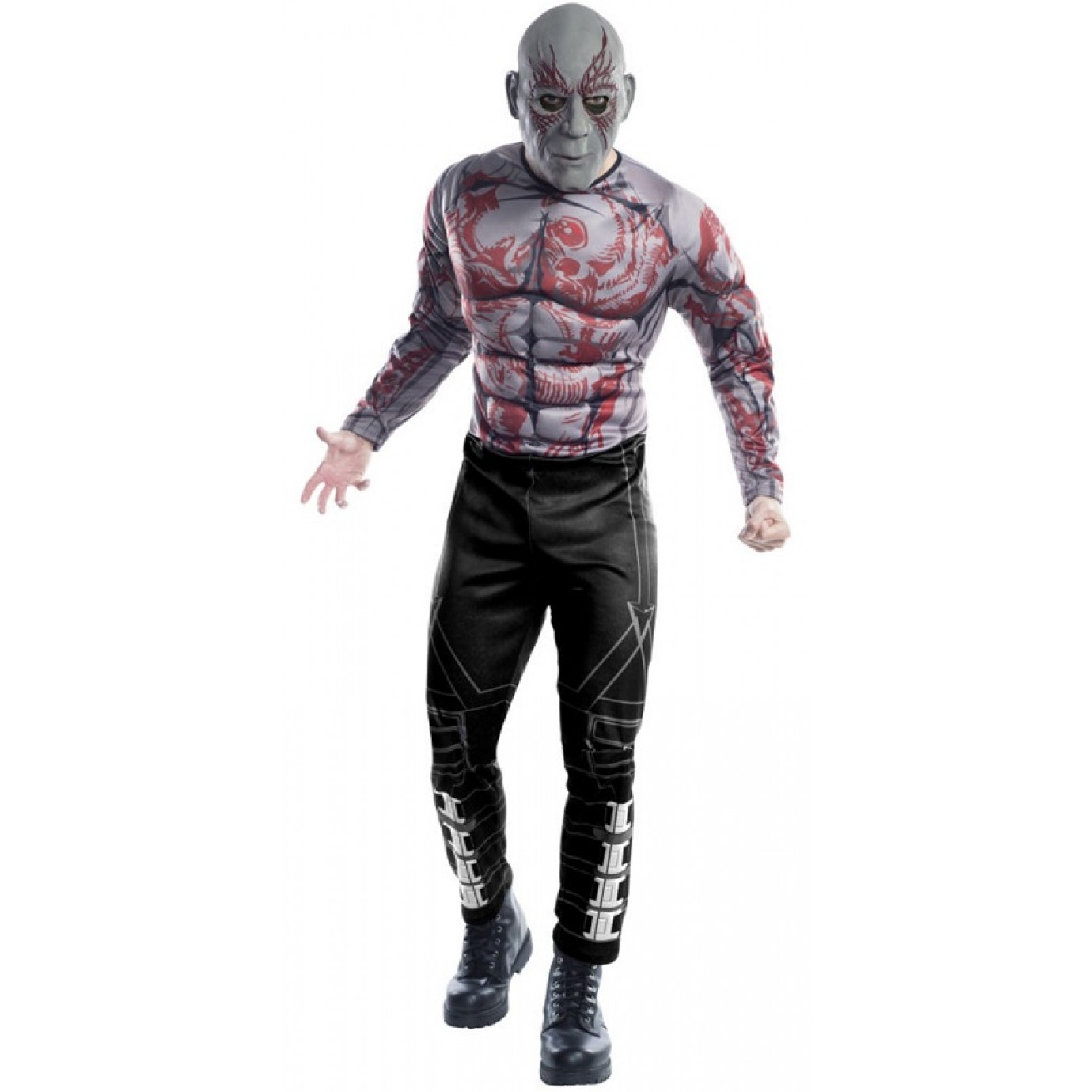 adult costume - drax the destroyer | men's general | male | shop