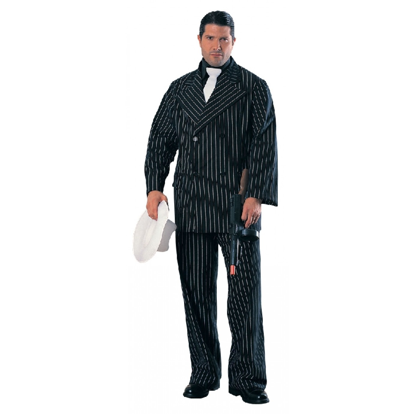 Adult Costume - Gangster Deluxe  sc 1 st  The Party People & Adult Costume - Gangster Deluxe | Menu0027s General | Male | Shop by ...