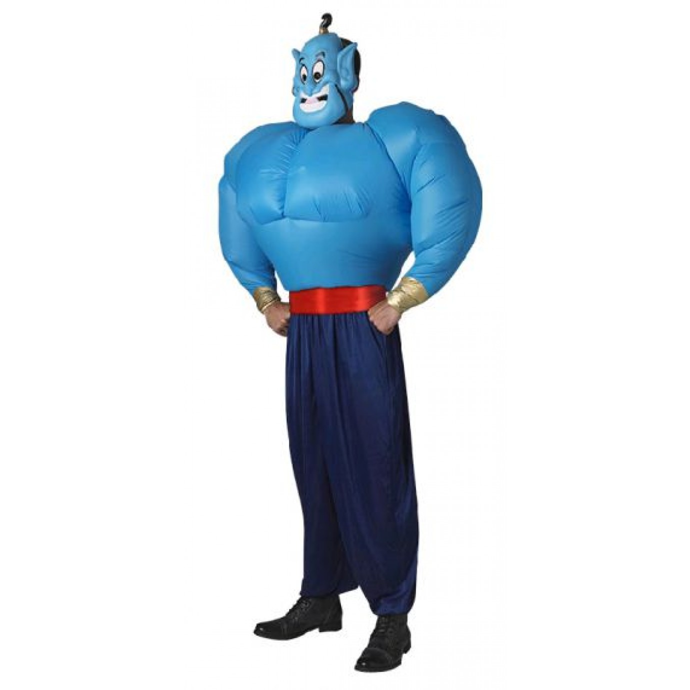 Adult Costume - Inflatable Genie  sc 1 st  The Party People & Adult Costume - Inflatable Genie | Menu0027s General | Male | Shop by ...